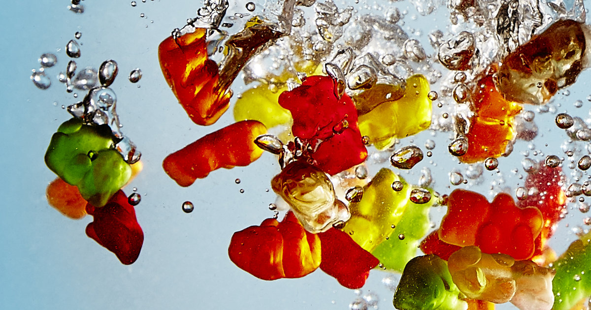 how to make vodka gummy bears from scratch