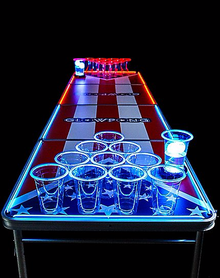 Cool Pool Tables >> These Custom Beer Pong Table Ideas Are Pure Genius - Supercall
