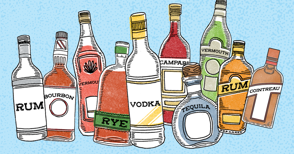 Home Bar Liquor List: 10 Essential Bottles For Your Home ...