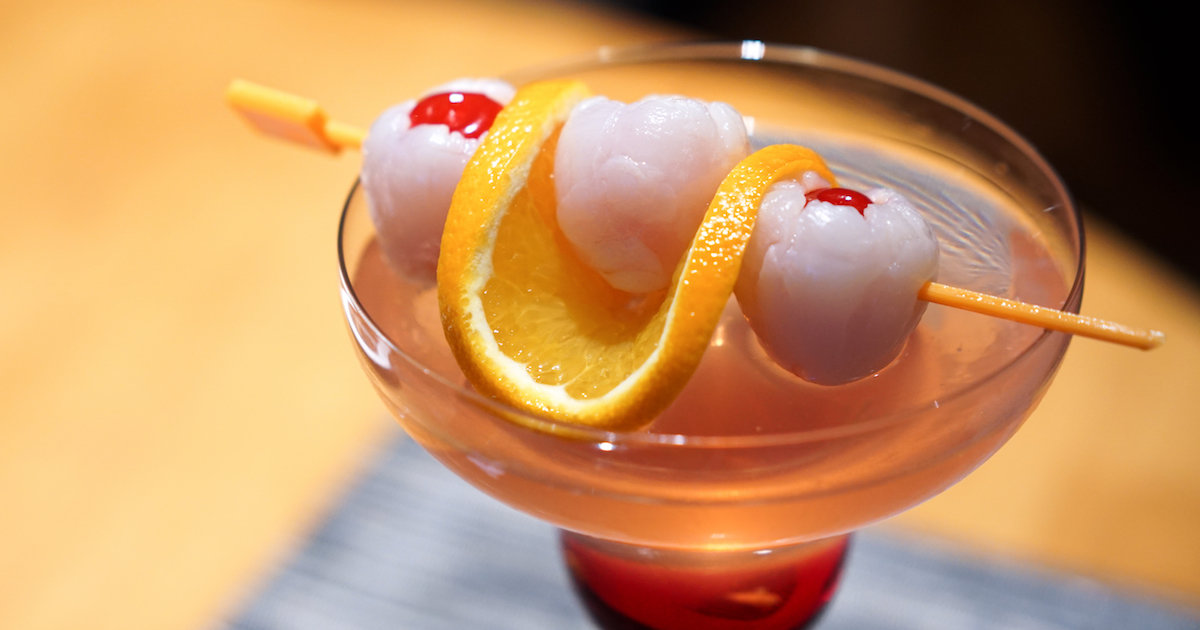 Lychee Drinks Alcohol: 6 Best Lychee Liqueur Cocktails