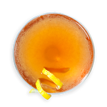 Peach Whiskey Refresher