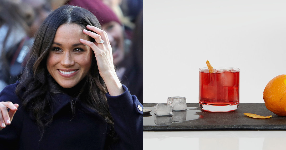 Royalty-Approved Drinks You Should Drink During the Royal Wedding